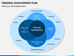 Personal Development Plan PPT Slide 2