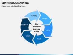 Continuous Learning PPT Slide 4