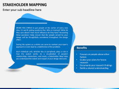 Stakeholder Mapping PPT Slide 27