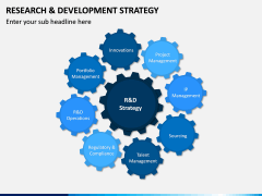 R&D Strategy PPT Slide 2
