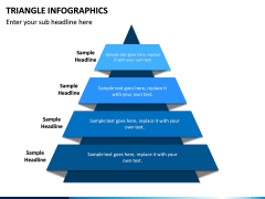 Triangle Infographics PPT Slide 11