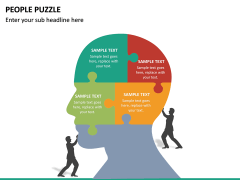 People Puzzle PPT Slide 20