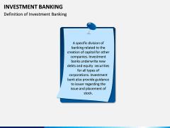 Investment Banking PPT Slide 2