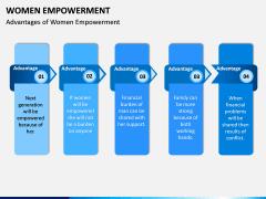 Women Empowerment PPT Slide 8