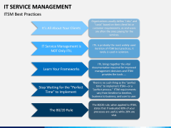 IT Service Management PPT slide 9