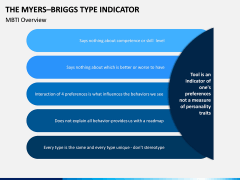 Myers Briggs Type Indicator PPT Slide 1