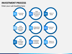 Investment Process PPT Slide 3