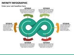 Infinity Infographics PPT Slide 22