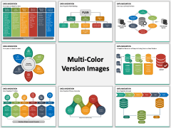Data Migration Multicolor Combined