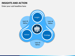 Insights and Action PPT Slide 2