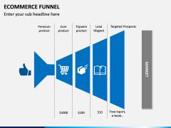 E-commerce Funnel PPT Slide 10