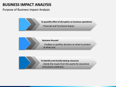 Business impact analysis PPT slide 10