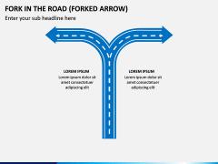 Fork in the Road PPT Slide 10