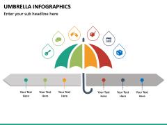 Umbrella Infographics PPT Slide 21