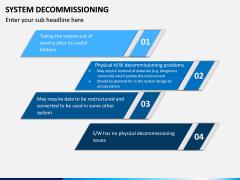 System Decommissioning PPT Slide 6