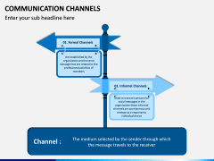 Communication Channels PPT Slide 5