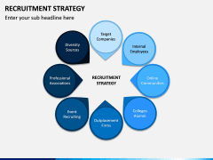 Recruitment Strategy PPT Slide 17