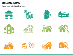 Building Icons PPT Slide 19