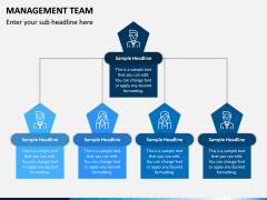 Management Team PPT Slide 6