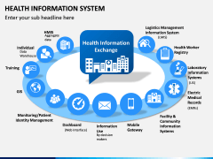 Health Information System PPT slide 1