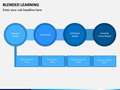 Blended Learning PPT Slide 14