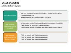 Value Delivery PPT Slide 22