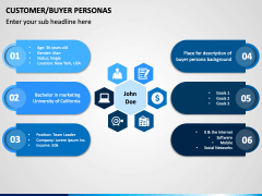 Buyer persona PPT slide 9