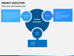 Project Execution PPT Slide 2