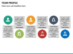 Team Profile PPT Slide 27