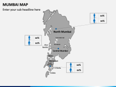 Mumbai Map PPT Slide 7