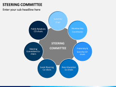 Steering Committee PPT Slide 10