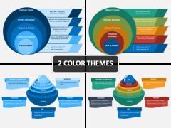Agile Planning PPT Cover Slide