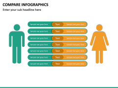 Compare Infographics PPT slide 35