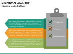 Situational Leadership PPT Slide 36