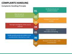 Complaints Handling PPT Slide 23