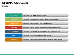 Information Quality PPT Slide 20