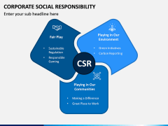 Corporate Social Responsibility (CSR) PPT Slide 2