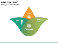 Mind Body Spirit PPT Slide 9