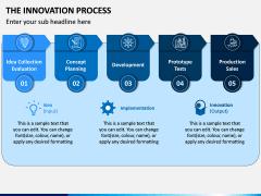 Innovation Process PPT Slide 8