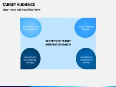 Target Audience PPT Slide 12