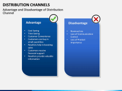 Distribution Channels PPT slide 8