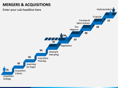 Mergers and Acquisitions PPT Slide 10
