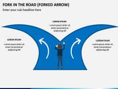 Fork in the Road PPT Slide 4