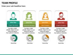 Team Profile PPT Slide 18
