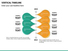 Vertical Timeline PPT Slide 20