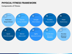 Physical Fitness Framework PPT Slide 9