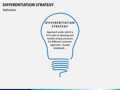 Differentiation Strategy PPT Slide 1