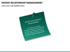 Patient Relationship Management PPT Slide 15