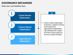 Governance Mechanism PPT Slide 8