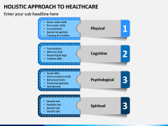 Holistic Approach to Healthcare PPT Slide 2